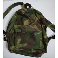 Рюкзак на молнии Милитари мягкий
