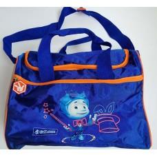 Фиксики сумка спортивная на молнии