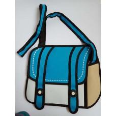 Candy сумка наплечная с жесткой передней планкой