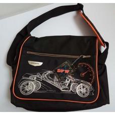 Carbon наплечная сумка