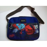 Attivo наплечная сумка синяя